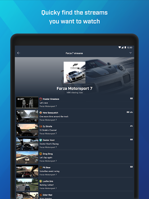Mixer – Interactive Streaming 3.4.1 Screen 8
