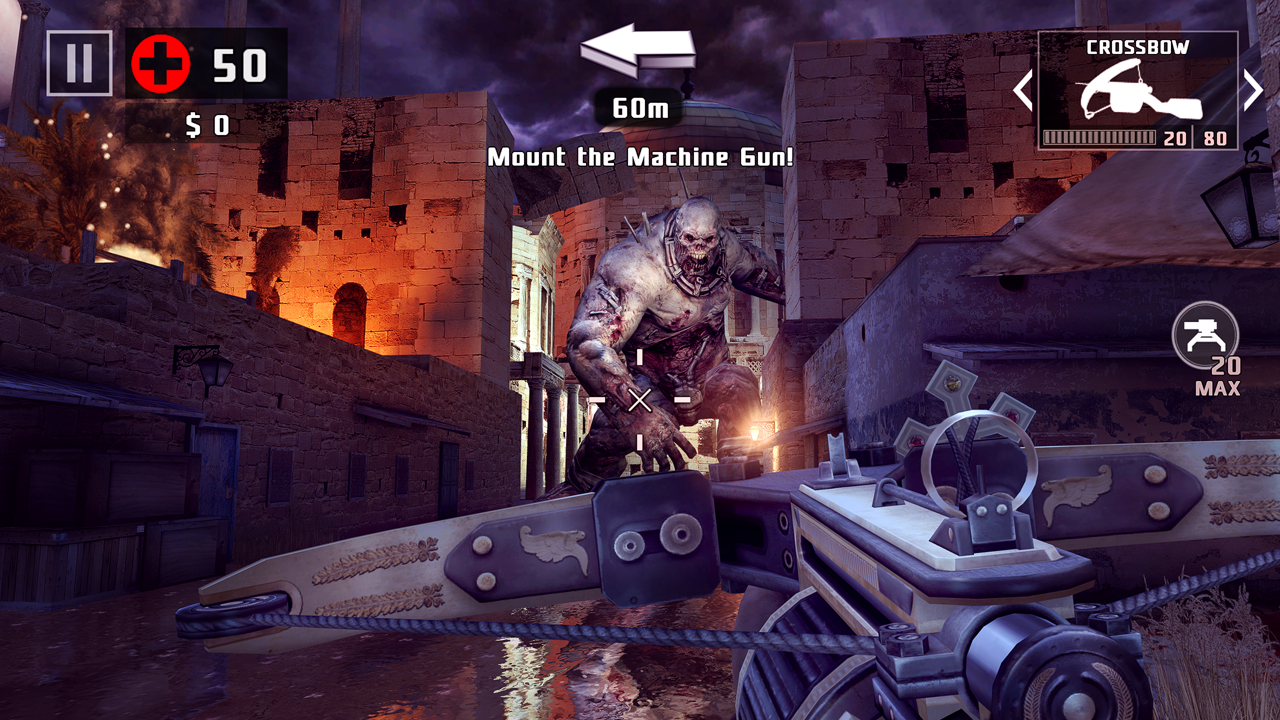 Android Dead Trigger 2: First Person Zombie Shooter Game Screen 6