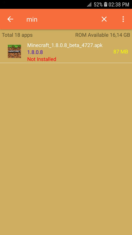 Apk Installer 2 7 5 APK Download by Braveheart | Android APK