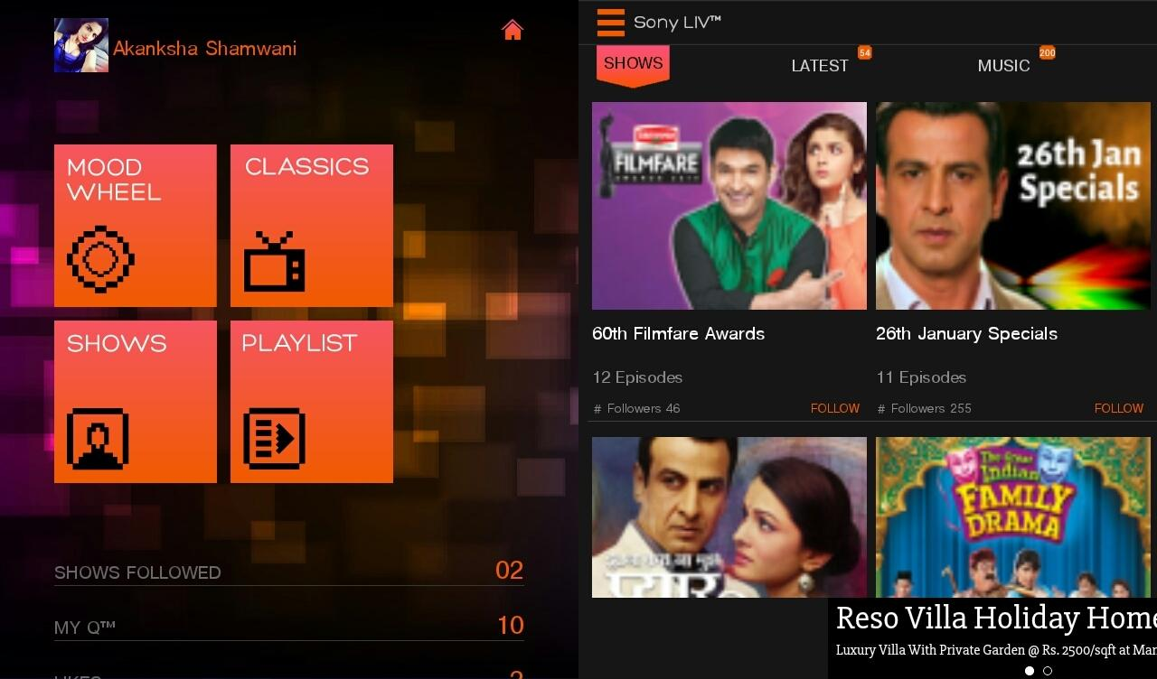 Sony LIV - Shows Movies Sports 4 2 1 APK Download by Multi