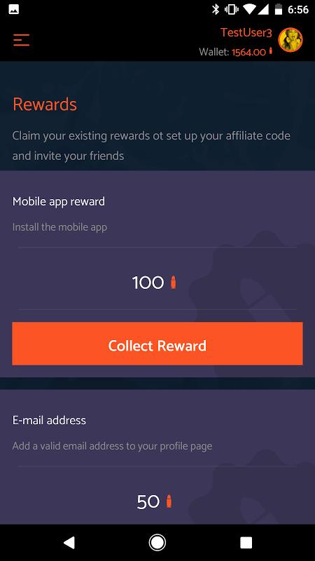 SkinSilo - Earn FREE CS:GO & PUBG Skins 1.4.0 Screen 2