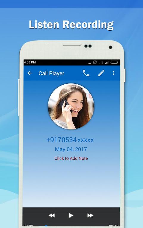 Auto Call Recorder PRO 1.11 Screen 2
