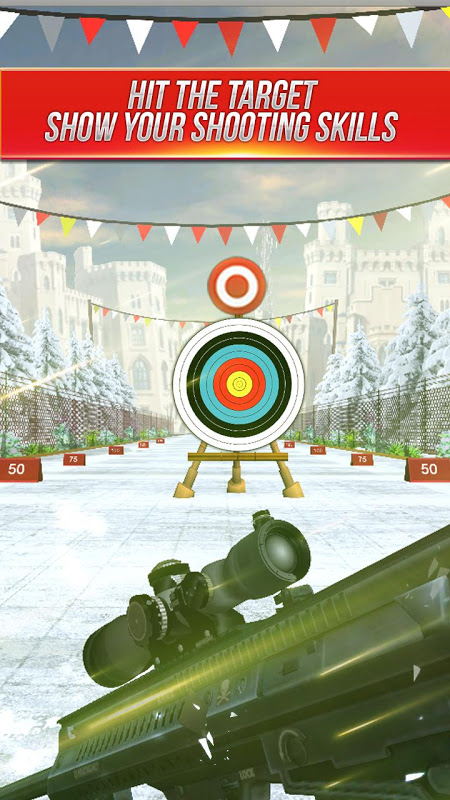 Android Shooting Master 3D Screen 4