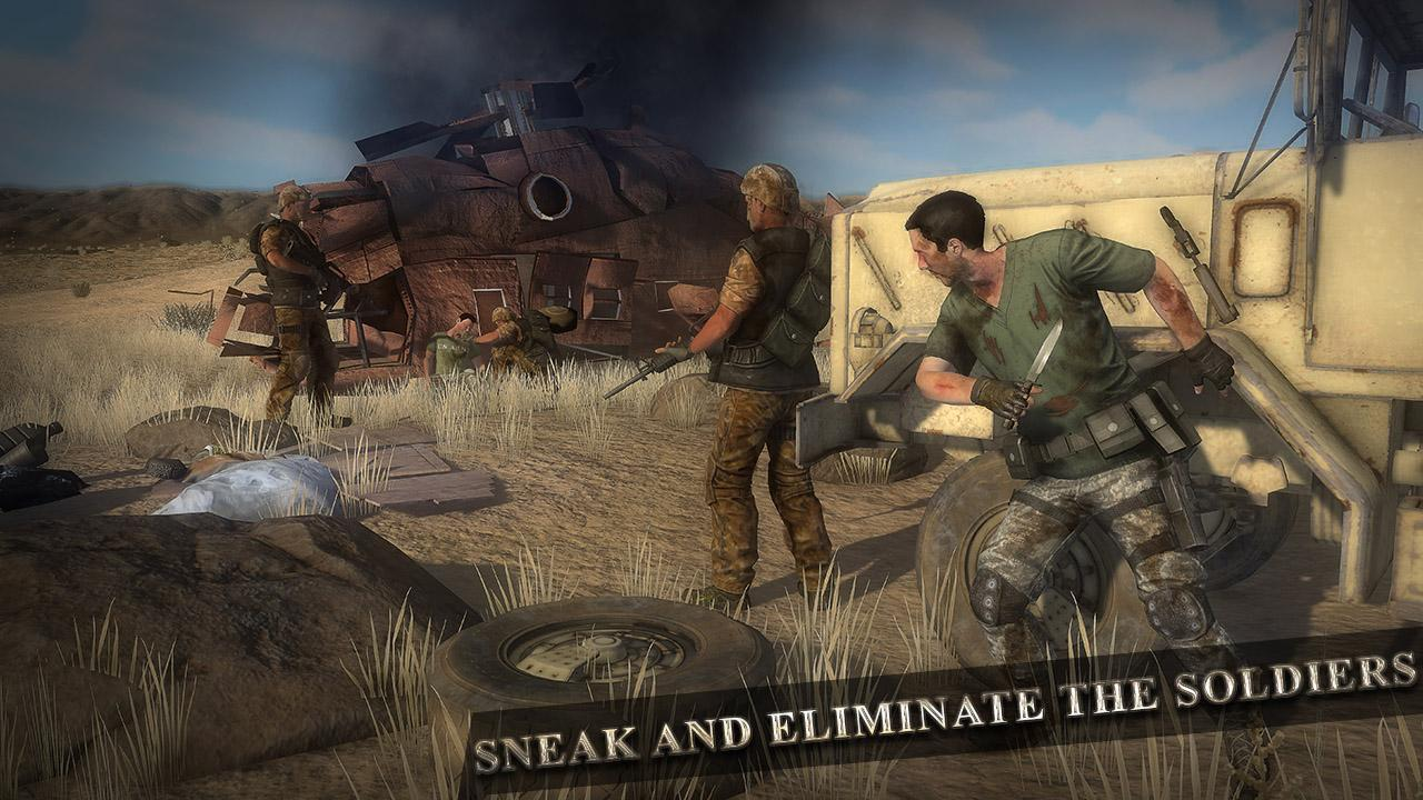 Army War Survival Simulator 1.0 Screen 4