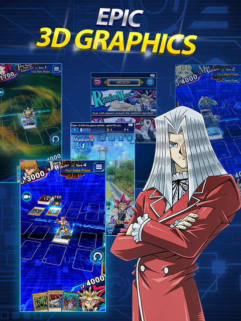 Android Yu-Gi-Oh! Duel Links Screen 12