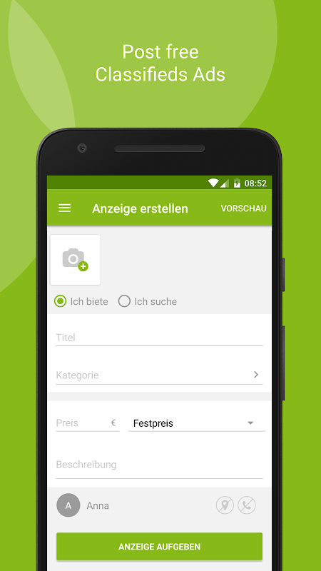 eBay Kleinanzeigen for Germany 8.8.0 Screen 4