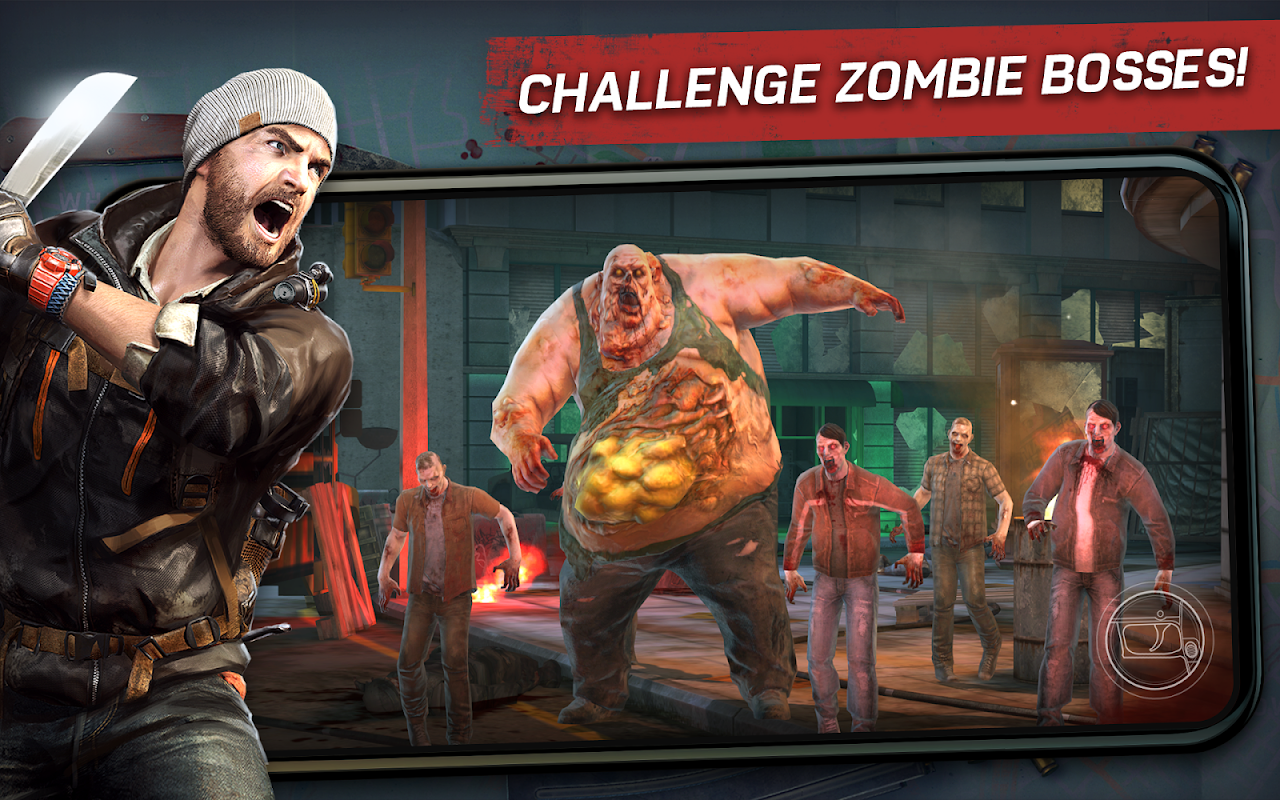 Left to Survive: Dead Zombie Shooter 2.2.0 Screen 5