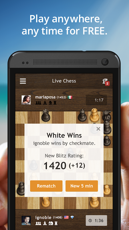 Chess - Play & Learn 3.8.1 Screen 4