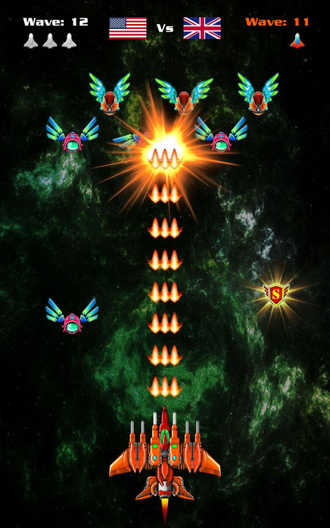 Galaxy Attack: Alien Shooter 6.20 Screen 6