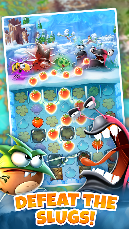 Android Best Fiends - Puzzle Adventure Screen 14