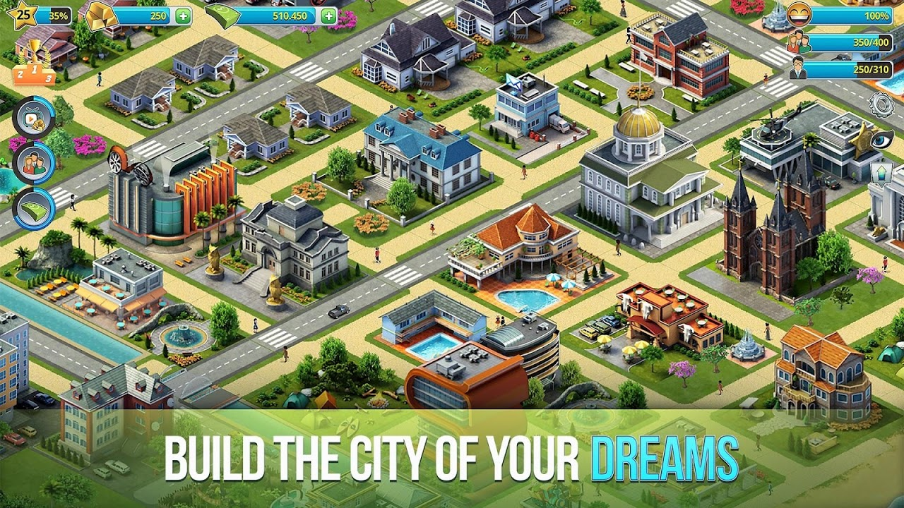 City Island 3 - Building Sim 2.5.3 Screen 1