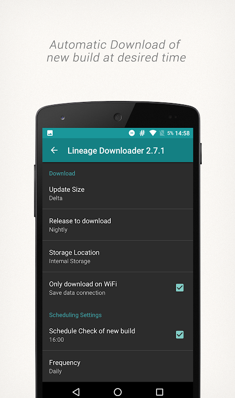 Lineage Downloader 3.3.2 Screen 2