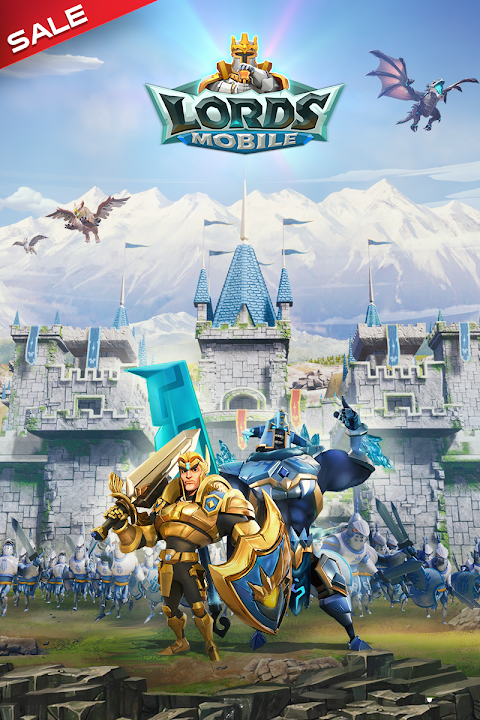 Lords Mobile: War Kingdom - Strategy RPG Battle 1.98 Screen 6