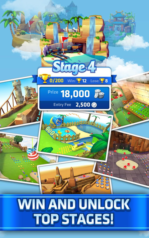Mini Golf King - Multiplayer Game 3.16 Screen 5