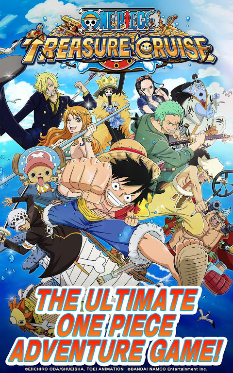 Android ONE PIECE TREASURE CRUISE Screen 1