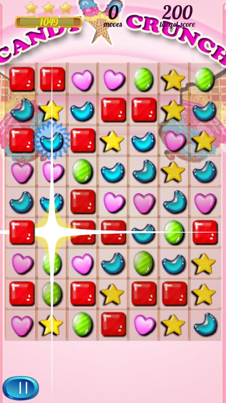 CandyCrunch Free 2.1 Screen 2