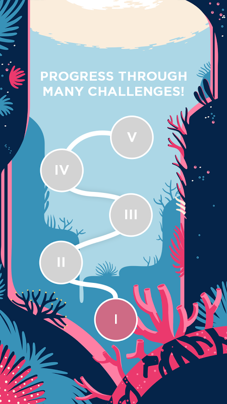 Android Dots & Co: A Puzzle Adventure Screen 3