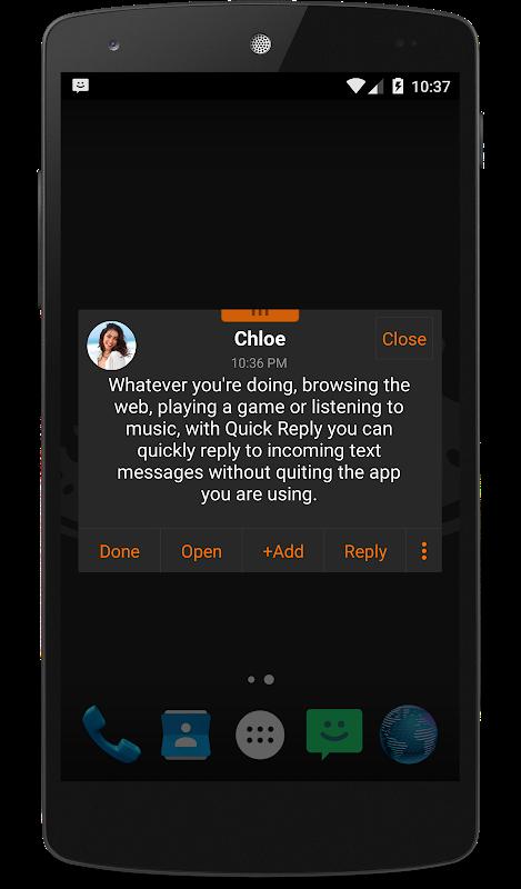 chomp SMS 8.10 Screen 6