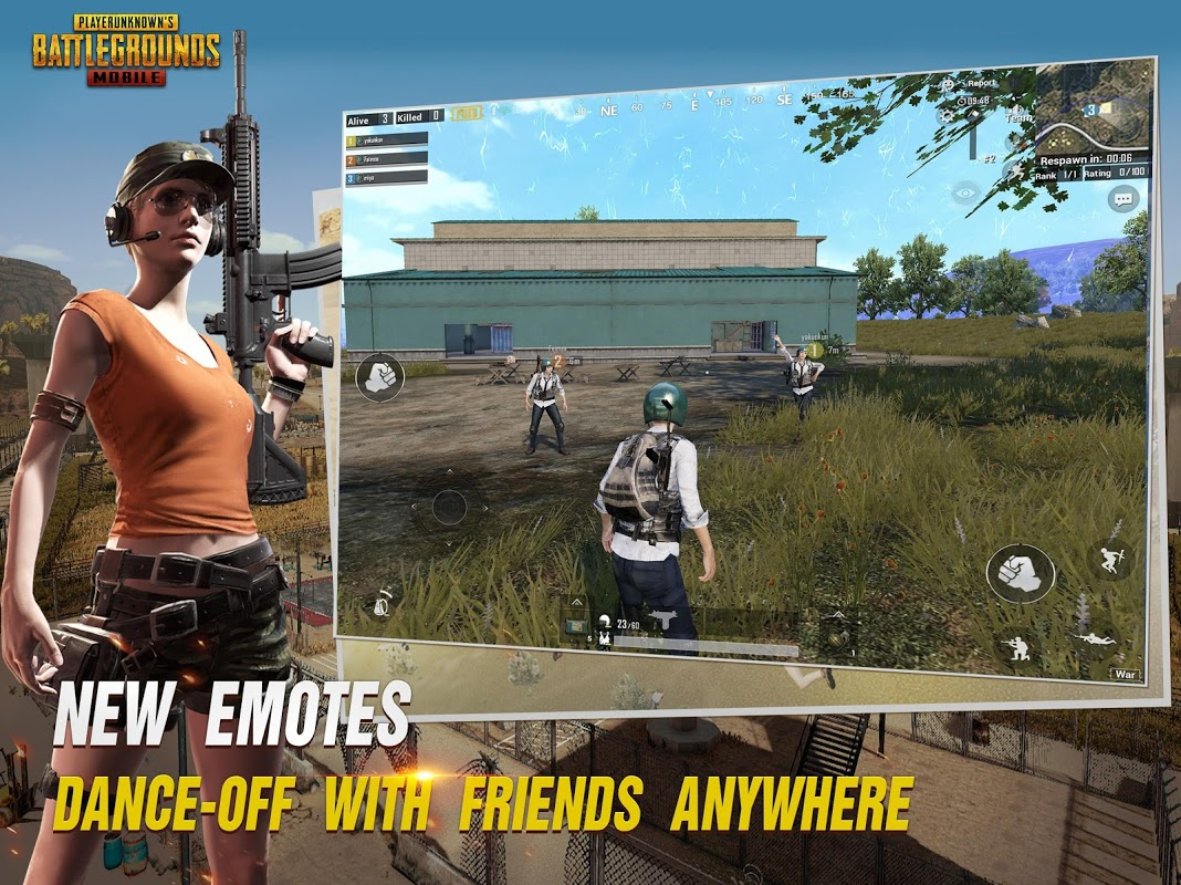 Android PUBG MOBILE Screen 11