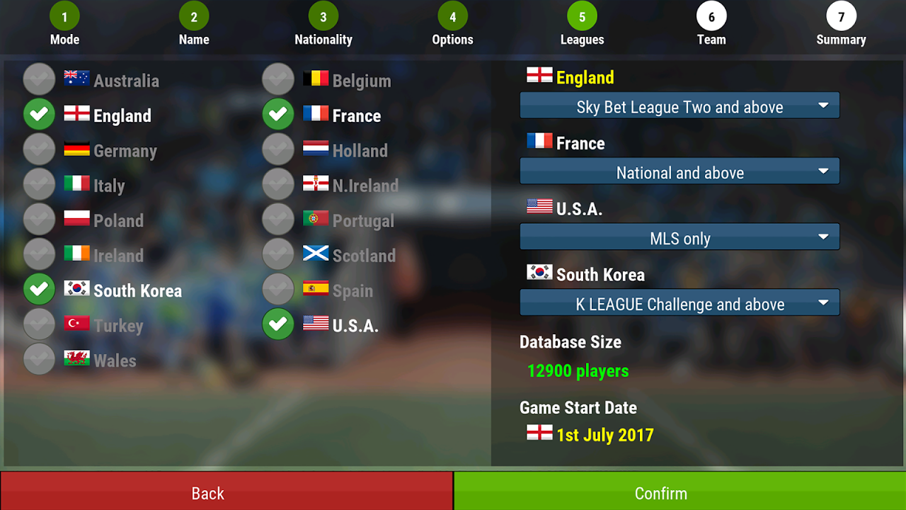 Football Manager Mobile 2018 9.0.3 (ARM) Screen 7