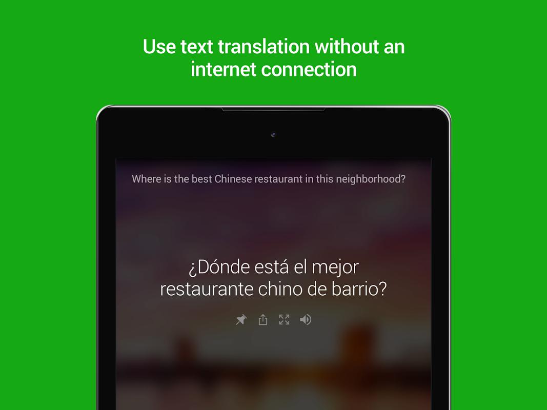 Microsoft Translator 3.1.250 Screen 5