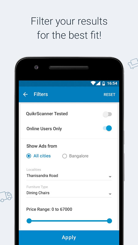 Quikr Free Local Classifieds 9.64 Screen 3