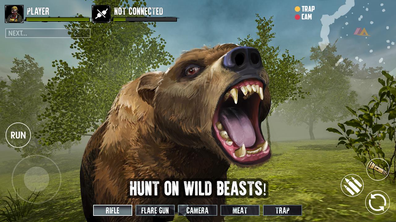 Android Bigfoot Monster Hunter Online Screen 7