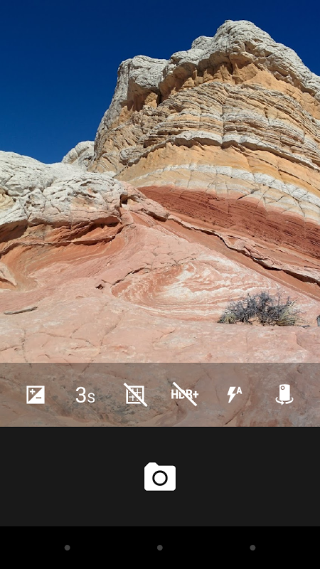 Google Camera 2.3.020 (1348208-30) Screen 1