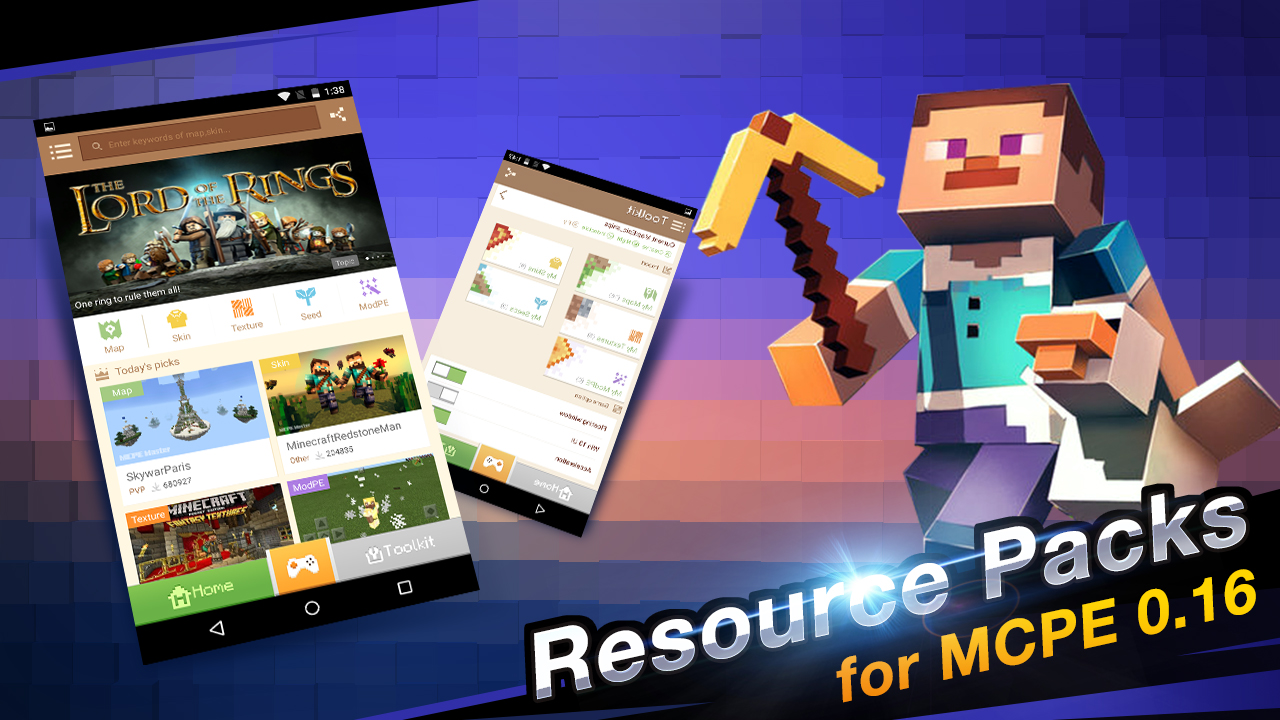 Master for Minecraft- Launcher 2.0.22 Screen 4