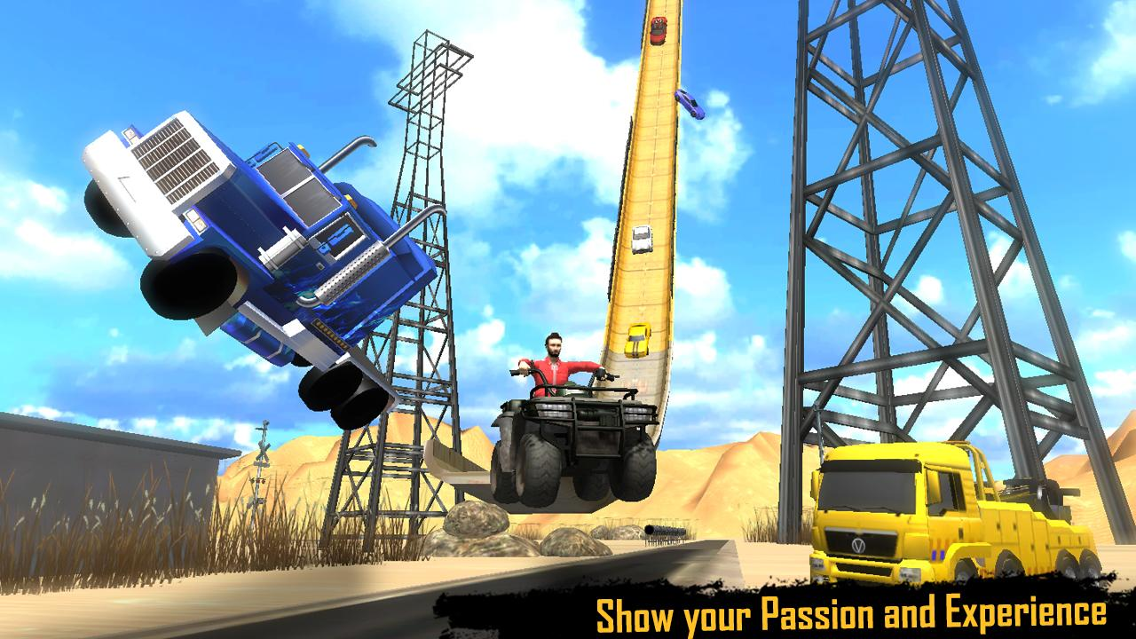 Impossible Mega Ramp 3D 1.2 Screen 5