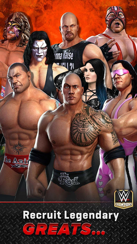 WWE Champions Free Puzzle RPG 0.306 Screen 8