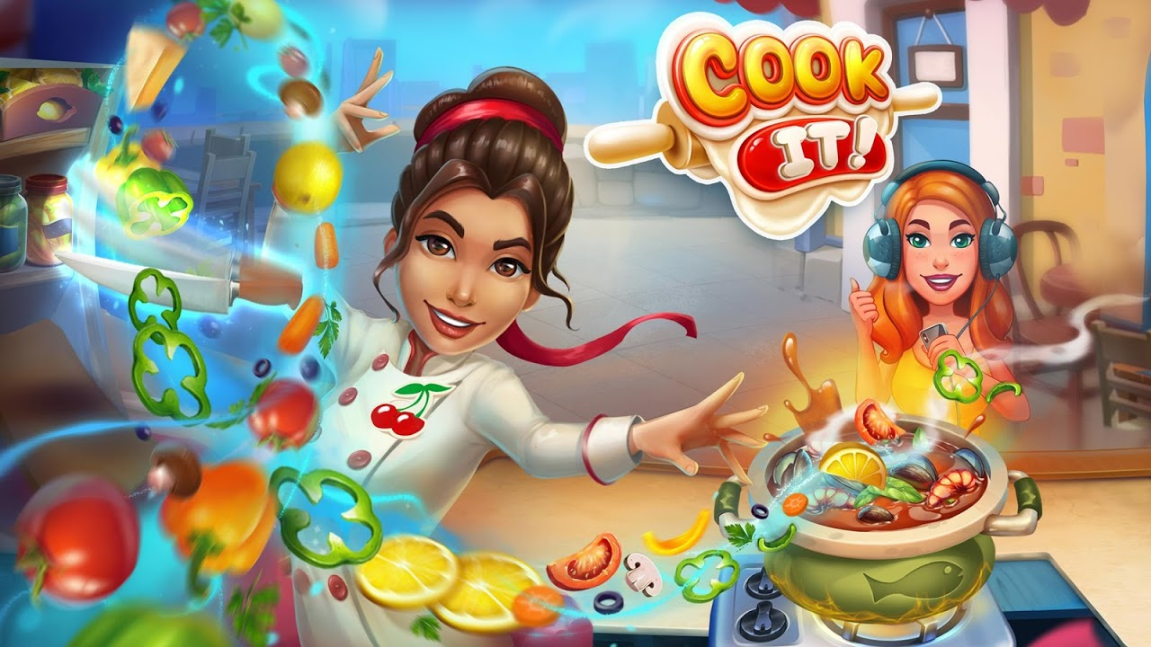 Android Cook It! Chef Restaurant Cooking Game Screen 5