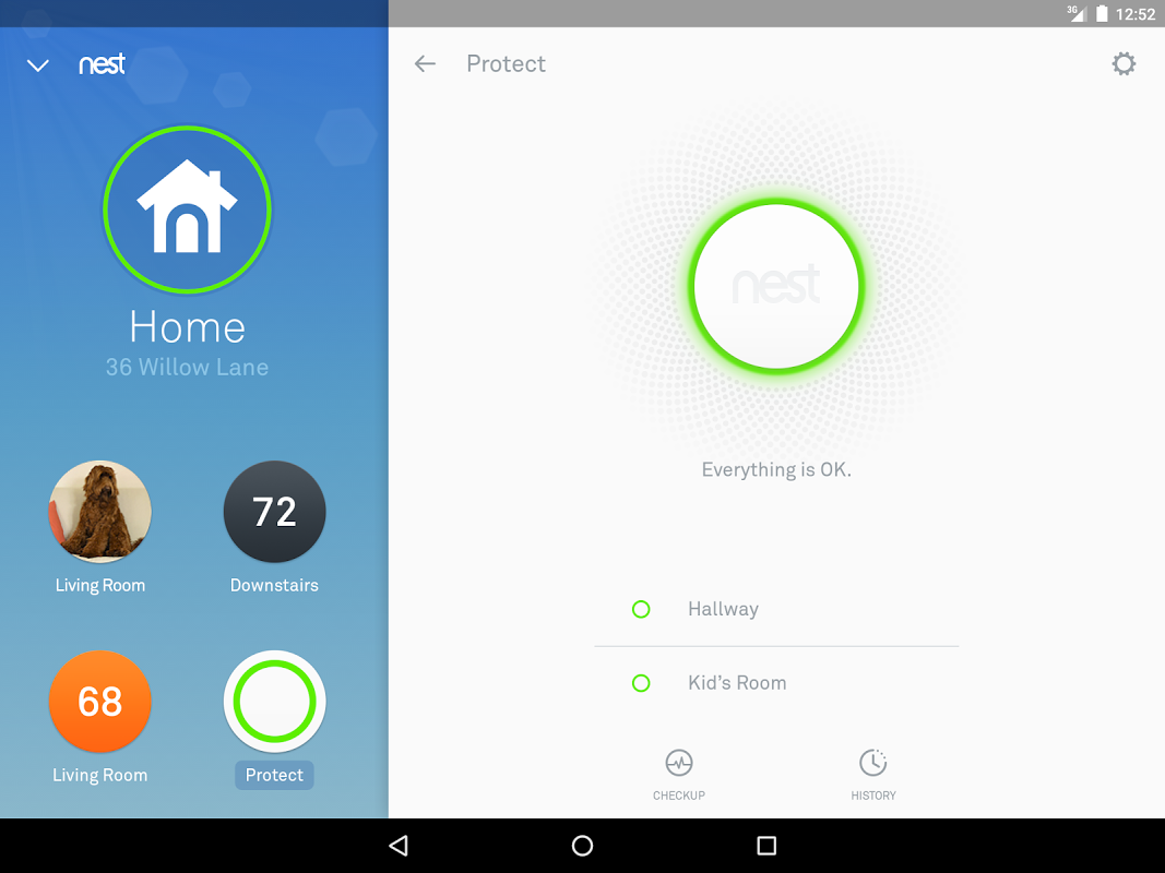 Nest 5.6.0.35 Screen 8