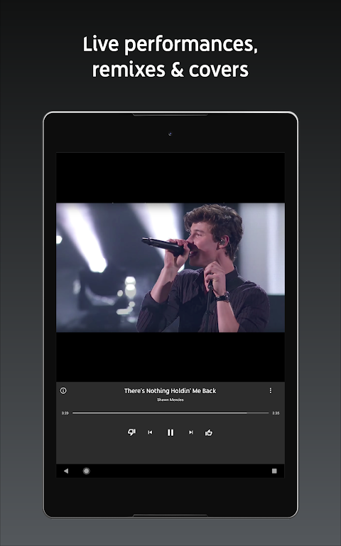 YouTube Music - stream music and play videos 3.05.54 Screen 10