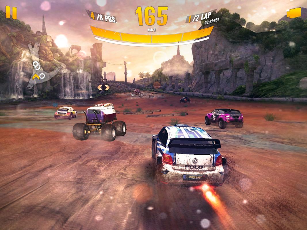 Asphalt Xtreme: Rally Racing 1.4.2i Screen 10