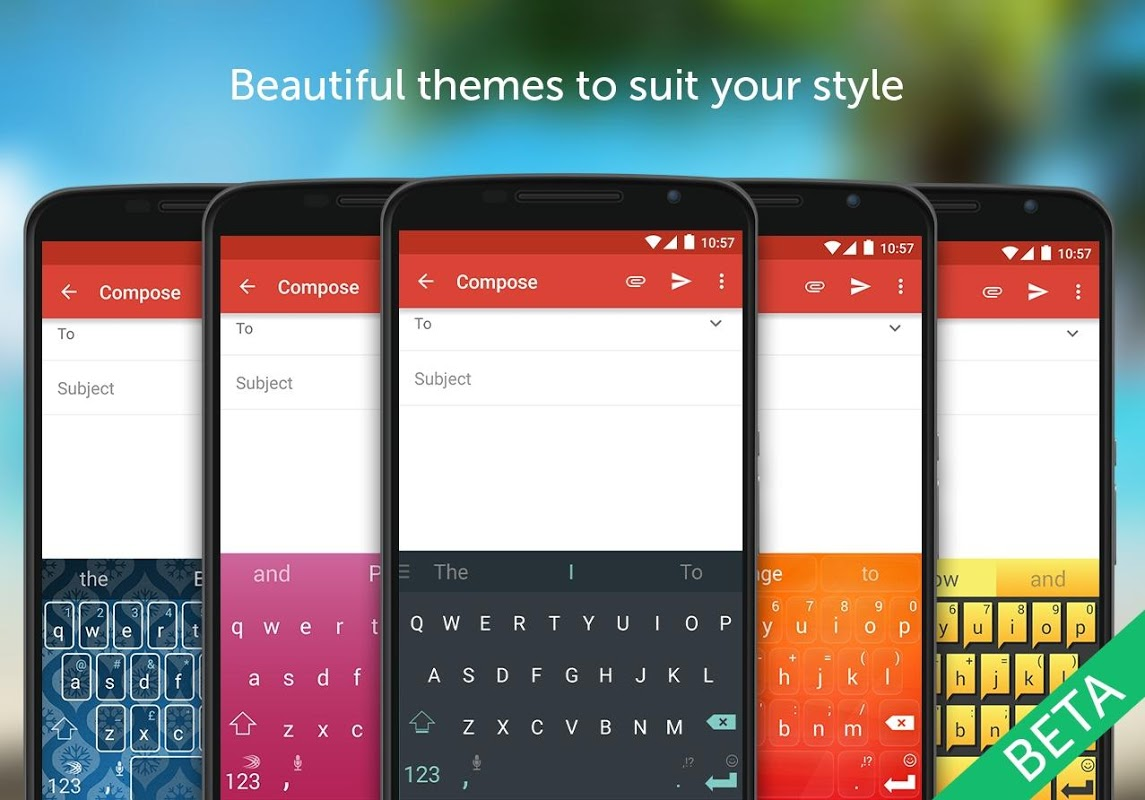 SwiftKey Beta 7.1.7.36 Screen 4