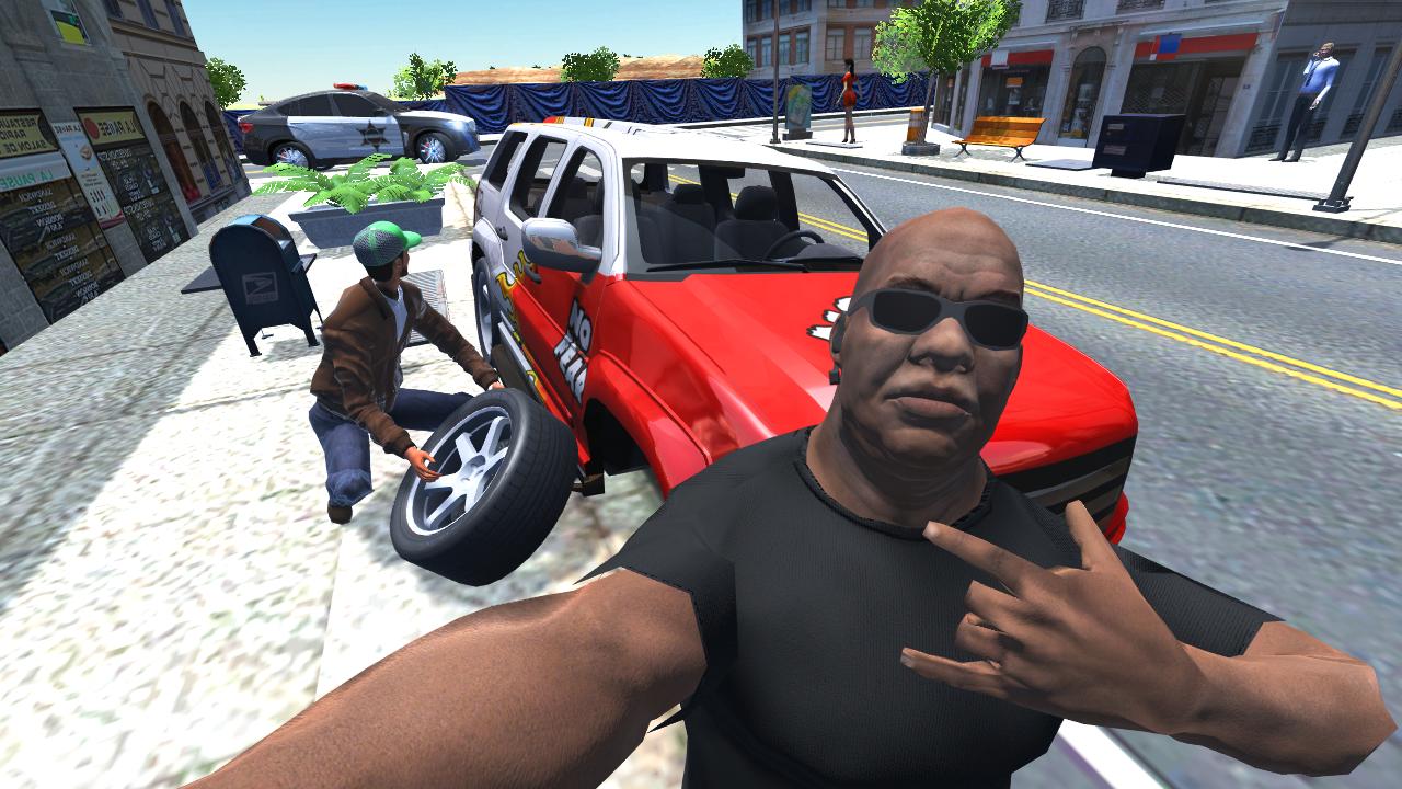 Urban Car Simulator 1.2.2 Screen 4