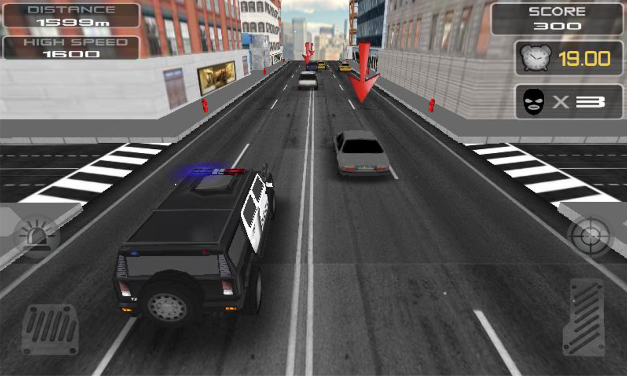 POLICE Clash 3D 1.7 Screen 4