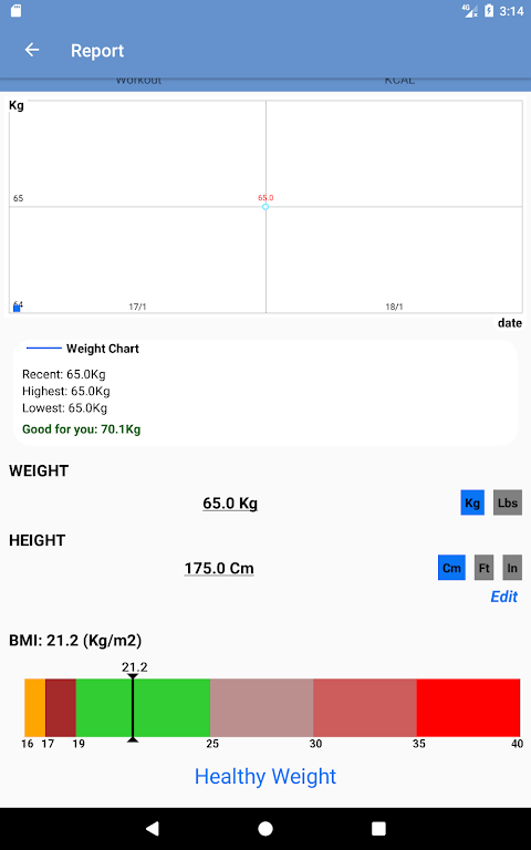 Home Workouts Gym Pro (No ad) 6.2 Screen 19