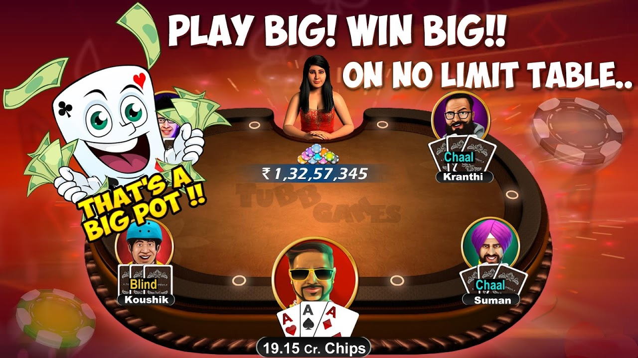 Android Tubb Teen Patti - Indian Poker Screen 2