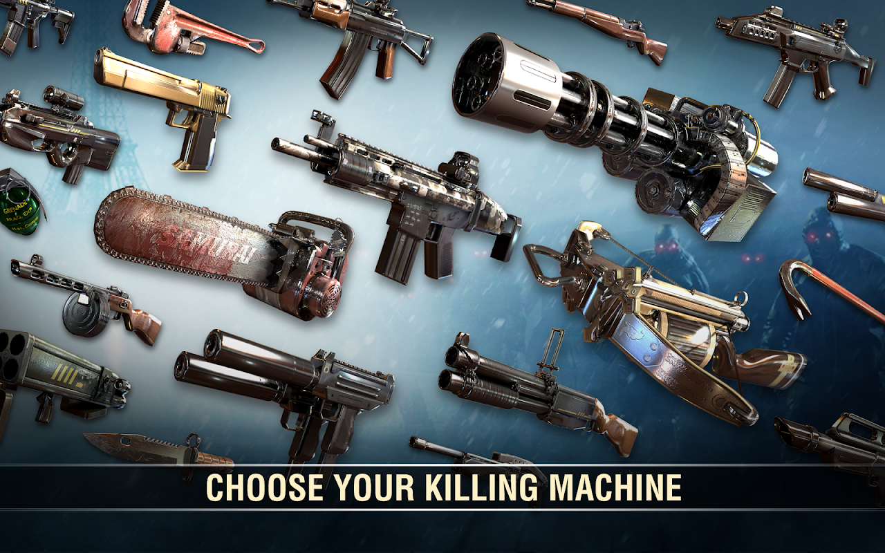 Android Dead Trigger 2: First Person Zombie Shooter Game Screen 9