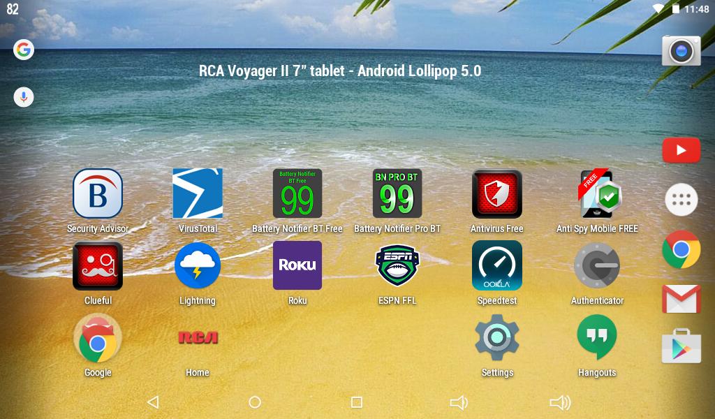 Android Battery Notifier Pro BT Screen 6