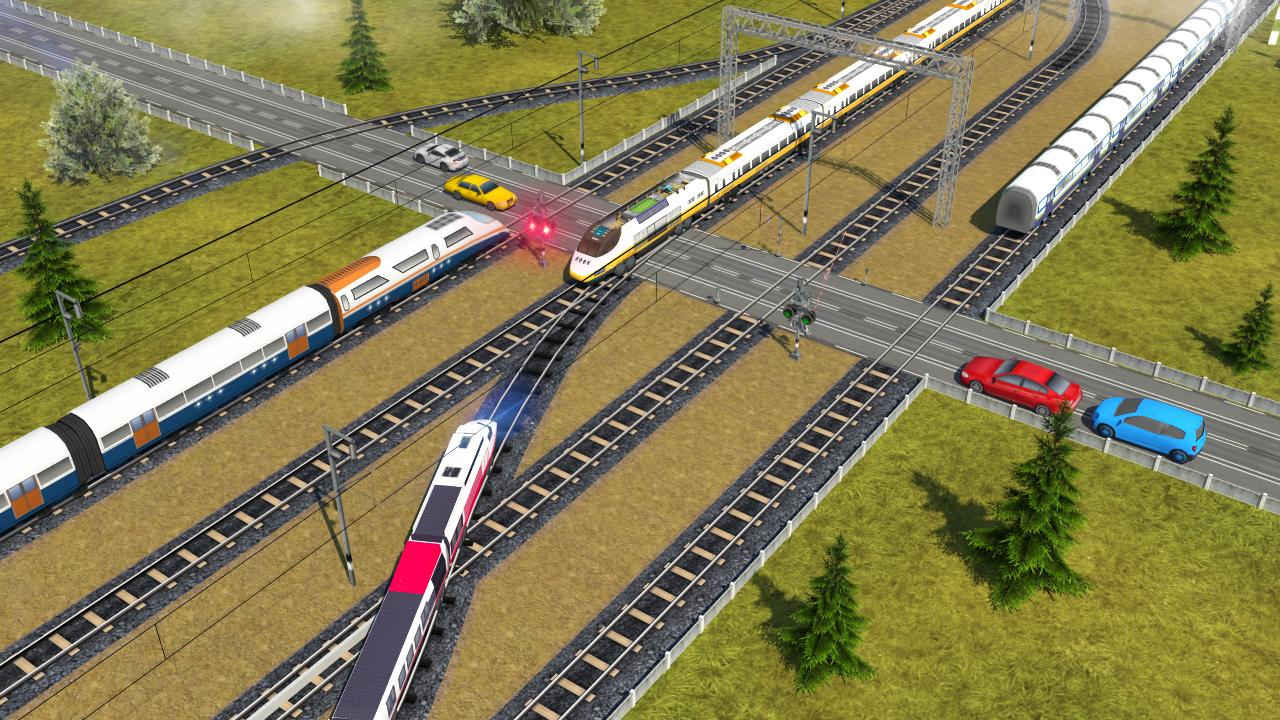Android Indian Bullet Train Simulator Screen 6