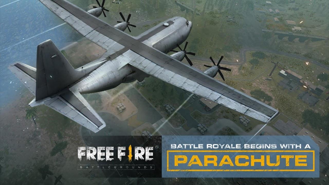 Free Fire - Battlegrounds 1.6.6 Screen 5