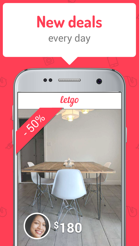 letgo: Buy & Sell Used Stuff 1.9.9 Screen 3