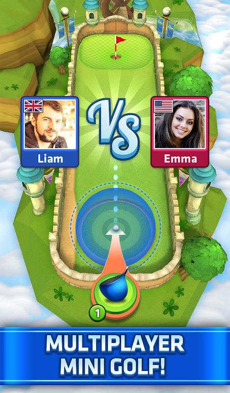 Mini Golf King - Multiplayer Game 3.16 Screen 8
