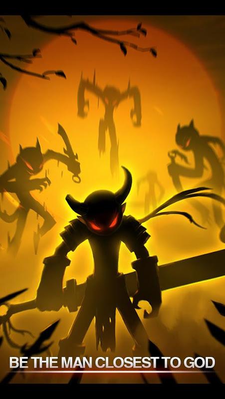 League of Stickman 2017-Ninja 4.3.3 Screen 2