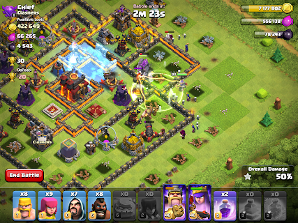 Clash of Clans 10.134.12 Screen 7