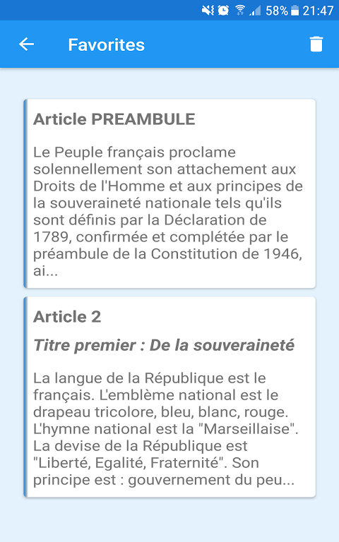 French Constitution 1.0 Screen 15