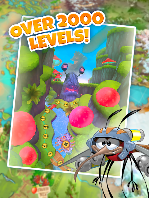 Android Best Fiends - Puzzle Adventure Screen 9